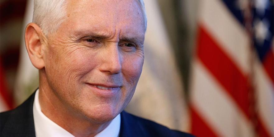 ABD Başkan Yardımcısı Pence: Yaptırımlar Brunson serbest kalana kadar sürecek