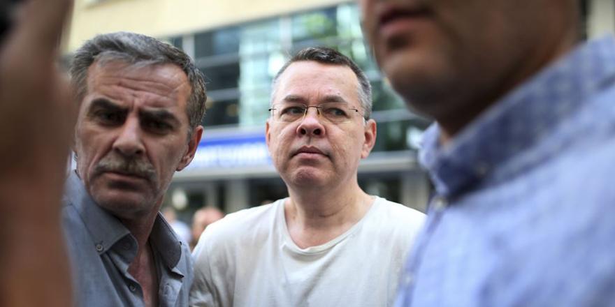 Bloomberg: Brunson ve Atilla'nın takası için pazarlık yapıldı, Türkiye son anda caydı