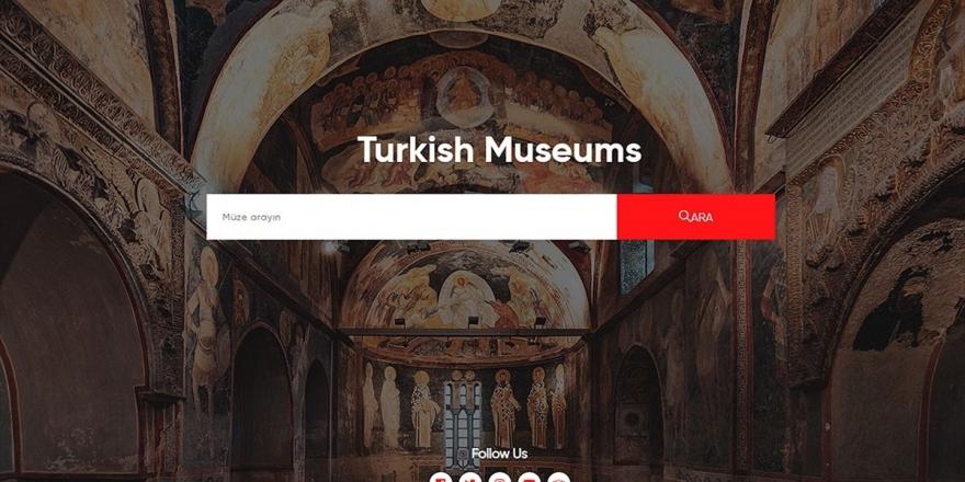 Müzeler İçin Ortak Tanıtım Kapısı
