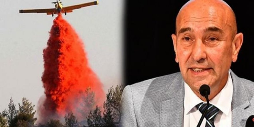 İzmir'e Pamuk Eller Cebe Çağrısı: İzmir Fuarında Konsere Gelin, Yangın Uçağını Alalım