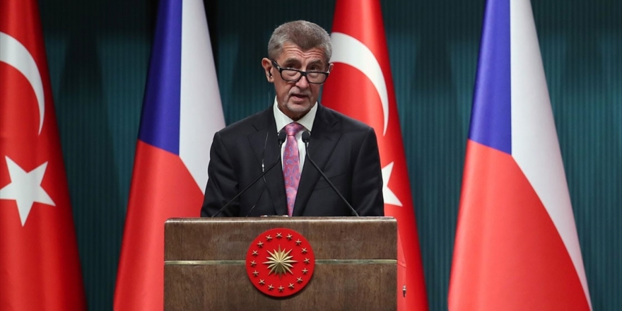 Çekya Başbakanı Babis: Erdoğan'ın Çözüm Önerisi Çok İyi