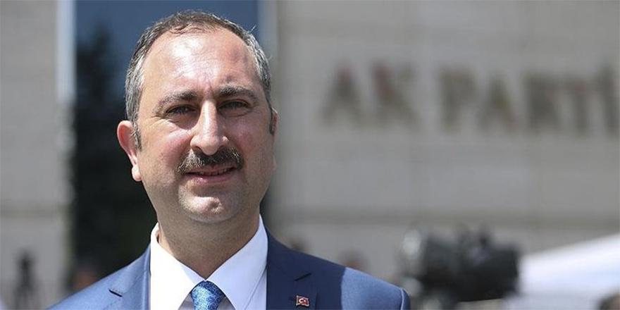 Adalet Bakanı'ndan 'mal varlığı' açıklaması