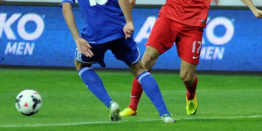 Türkiye-Andorra Maçını İskoç Hakem Robertson Yönetecek