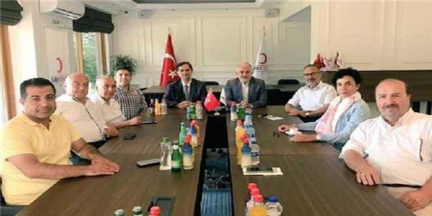 Kızılay'ı Çiftliğe Çevirmişler: Deniz Feneri Hükümlüsü Genel Müdür Oldu