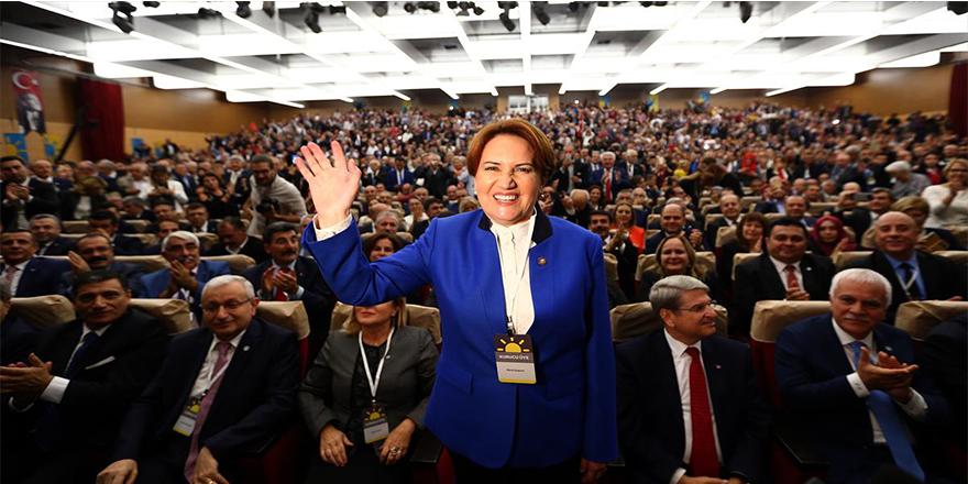 """İYİ Parti'ye Akşener tırpanı geliyor: """"Yıpranmış isimler gidecek"""""""
