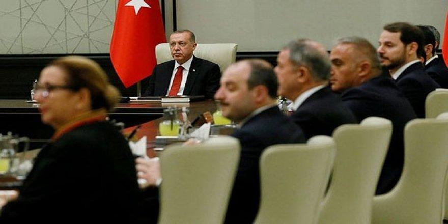 Cumhurbaşkanlığı Kabinesi Değişiyor... Erdoğan Açıklayacak