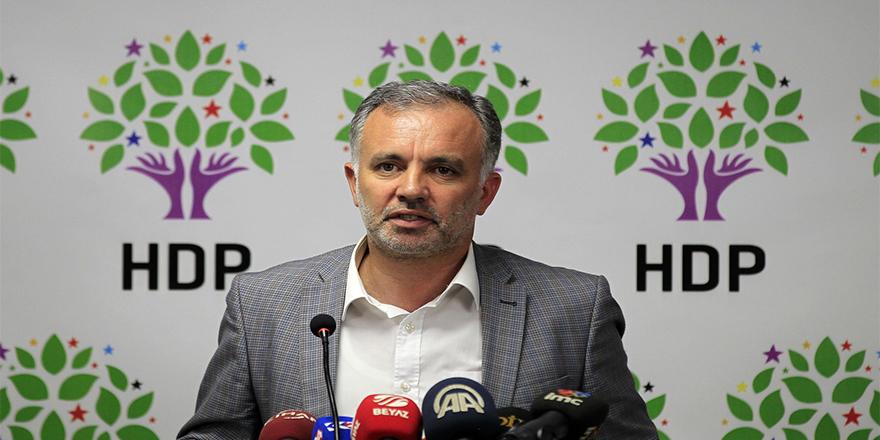 HDP'li Bilgen, 4 partinin yayınladığı ortak bildirinin perde arkasını anlattı