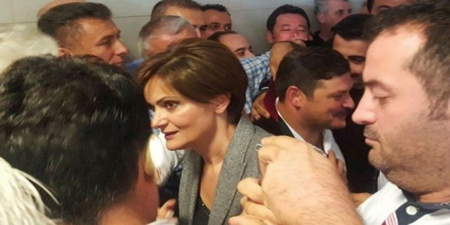 CHP İstanbul İl Başkanı Canan Kaftancıoğlu Hakkında Hapis Cezası