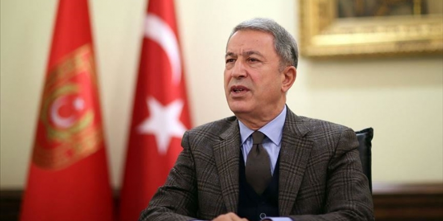 Milli Savunma Bakanı Akar: Müşterek Kara Devriyesinin 8 Eylül'de Başlamasını Planladık