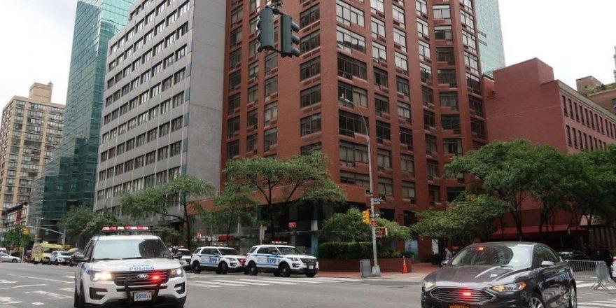 New York İsrail Başkonsolosluğunun Bulunduğu Caddede Bomba Alarmı