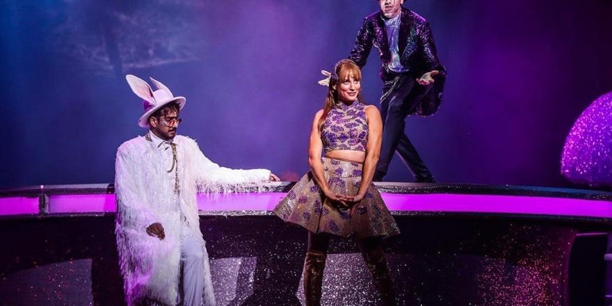 'Alice Müzikali' Yeni Sezonuna Başladı