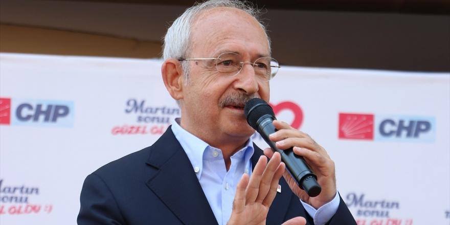 CHP Genel Başkanı Kılıçdaroğlu: Millet İttifakından Vazgeçme Düşüncemiz Yok