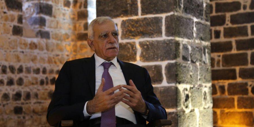 Ahmet Türk, The Washington Post'a yazdı: Özgürlüğe değer veren herkesin bize katılma zamanı geldi