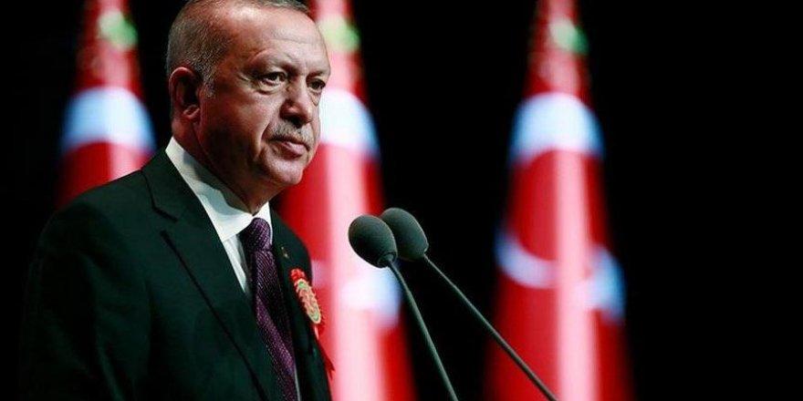Cumhurbaşkanı Erdoğan'dan 'israf araçları' açıklaması