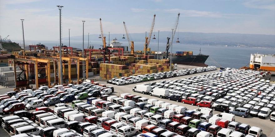 Otomotiv İhracatı Ağustosta Yüzde 8 Arttı