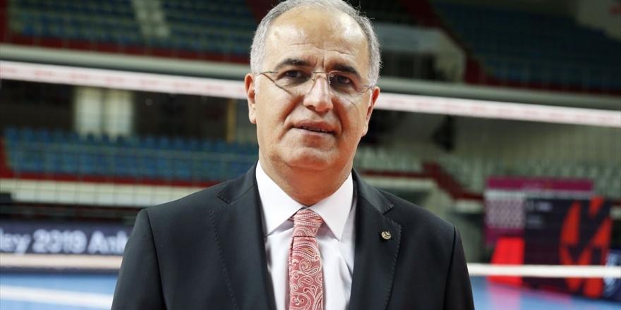 Türkiye Voleybol Federasyonu Başkanı Üstündağ: Avrupa Şampiyonluğunu Hak Etmiştik