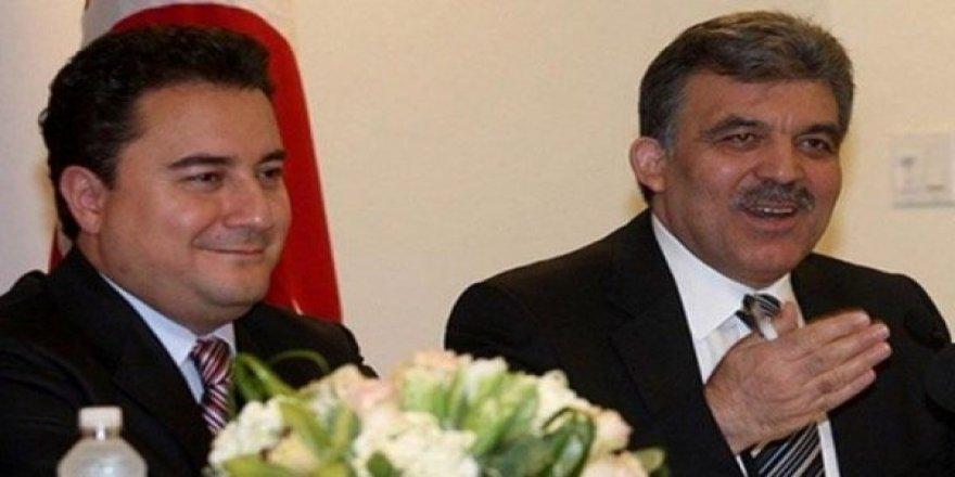 Ali Babacan, Abdullah Gül'ün Desteğini Saklamadı