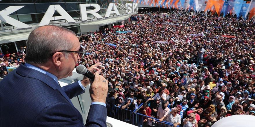Erdoğan açıkladı... İki ABD'li bakanın mal varlıklarına el konuldu