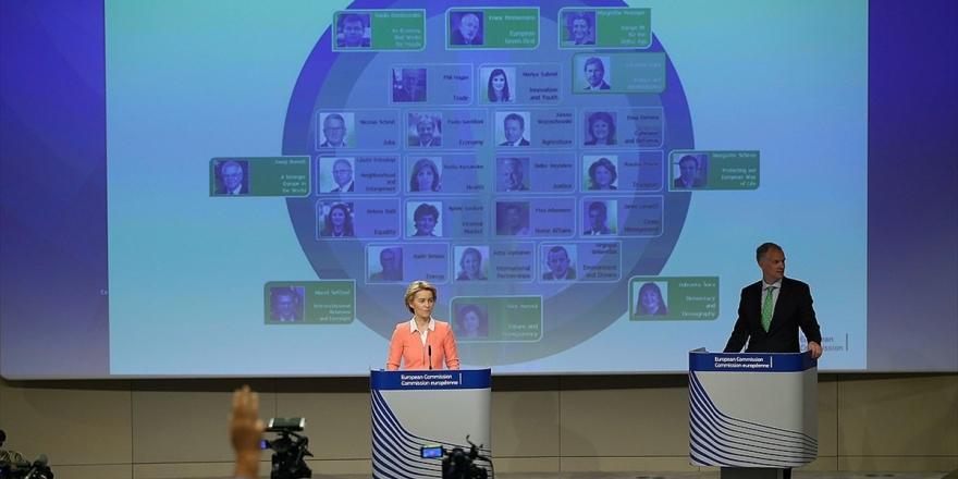 AB Komisyonunun Yeni Üyeleri Belirlendi