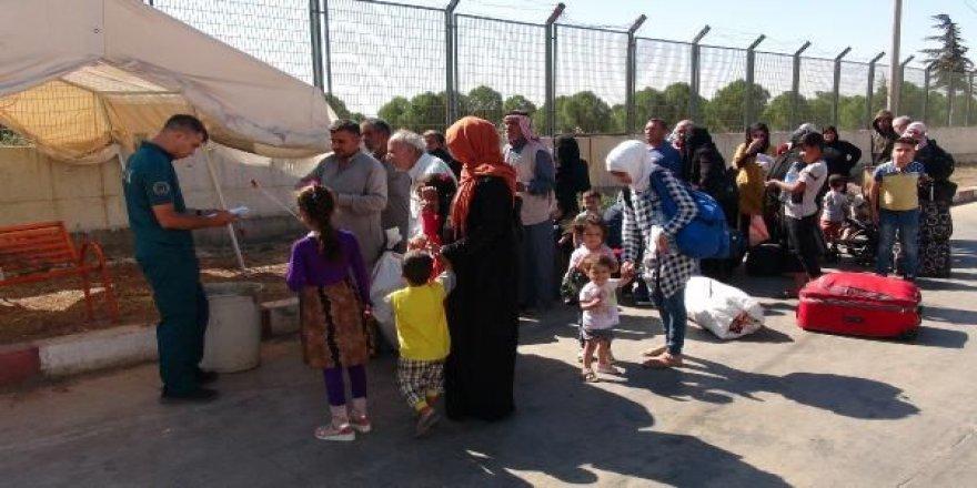 Ramazan ve Kurban Bayramları İçin Ülkelerine Giden 37 Bin Suriyeli, Tekrar Türkiye'de