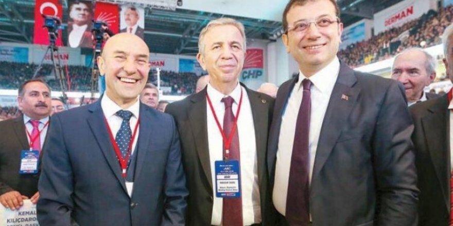 CHP'li Büyükşehir Belediye Başkanları Beştepe'ye Gidecek