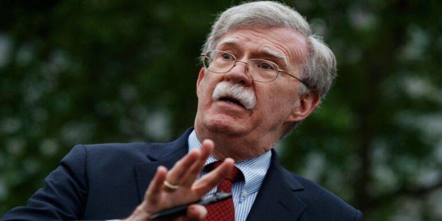 Trump Duyurdu: John Bolton Görevden Alındı