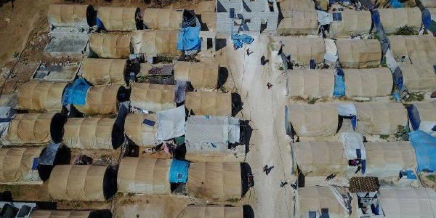 Atme Kampına Yerleşen Suriyeli Sayısı 1 Milyona Ulaştı