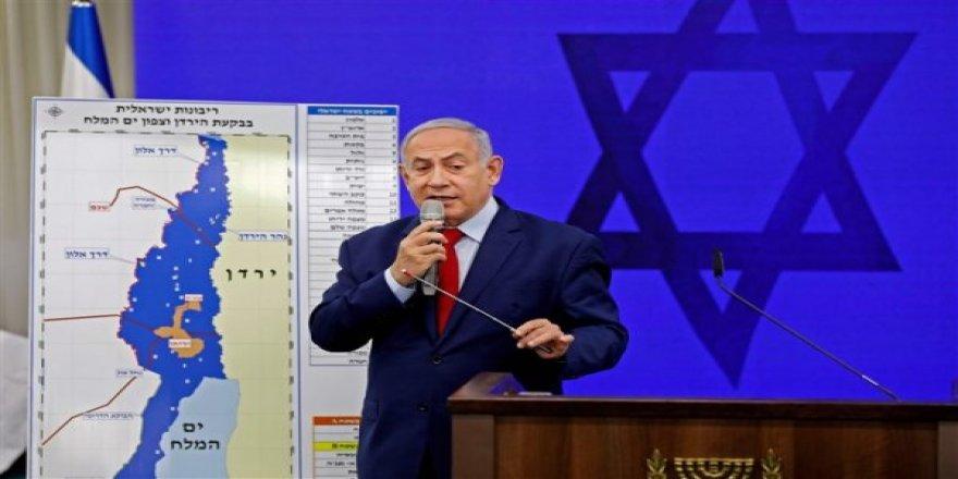 Netanyahu Batı Şeria'yı İlhak Vaadini Tekrarladı