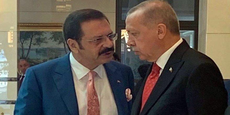 TOBB Başkanı Hisarcıklıoğlu: Türkiye-ABD Serbest Ticaret Anlaşması İmzalanmalı