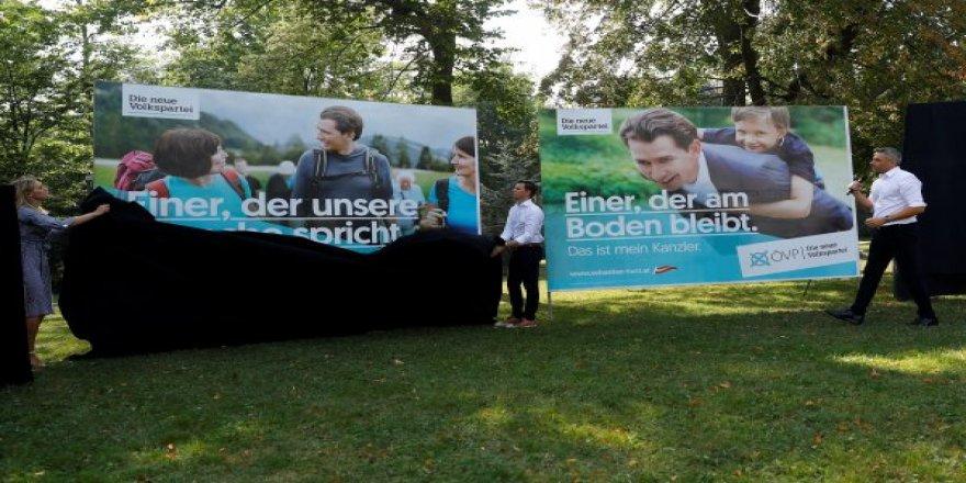 Kurz'un Avusturyalılara Seçim Vaadi: Başörtüsü Yasağı