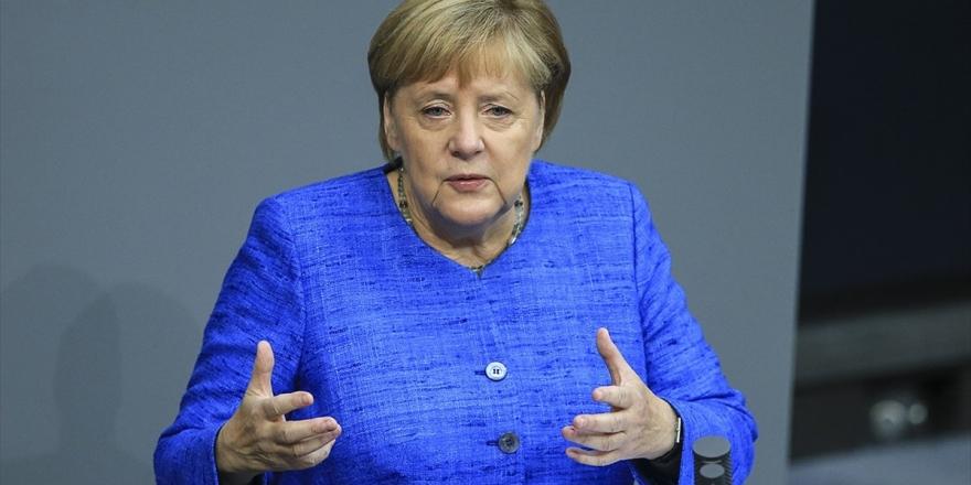 Almanya Başbakanı Merkel: ABD-ÇİN Arasındaki Çekişmenin Avrupa İçin Köklü Sonuçları Var