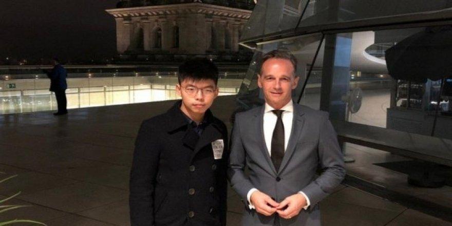 Çin İle Almanya Arasında Hong Kong Gerilimi