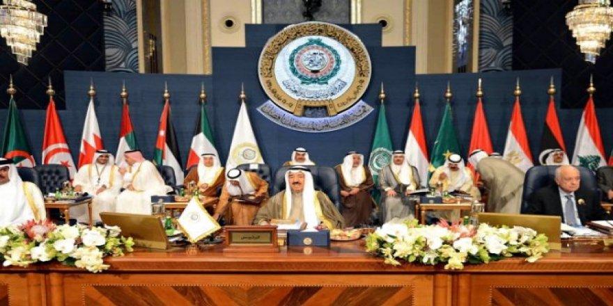 Arap Birliği'nden Netanyahu'ya Kınama