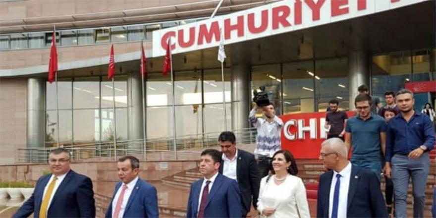 CHP'de gündem MYK değişikliği