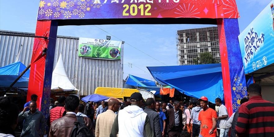 Etiyopya 2012'ye 'Merhaba' Dedi