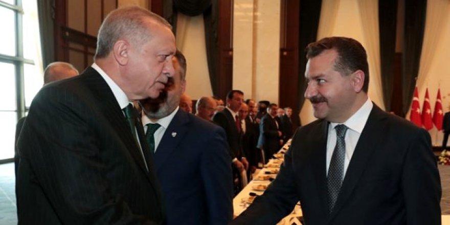 Cumhurbaşkanı Erdoğan'dan, Balıkesir Büyükşehir Belediye Başkanı'na Özel Görev