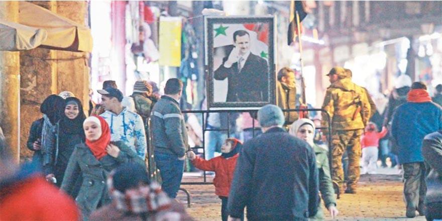 Stratfor 'Kürtler Esad'a dönüyor'