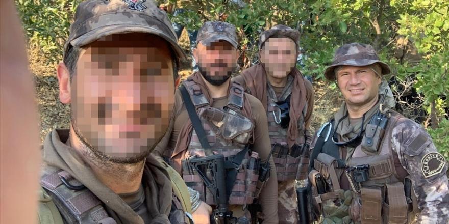 Şehit Kansuva'nın Operasyon Görüntüsü Ortaya Çıktı