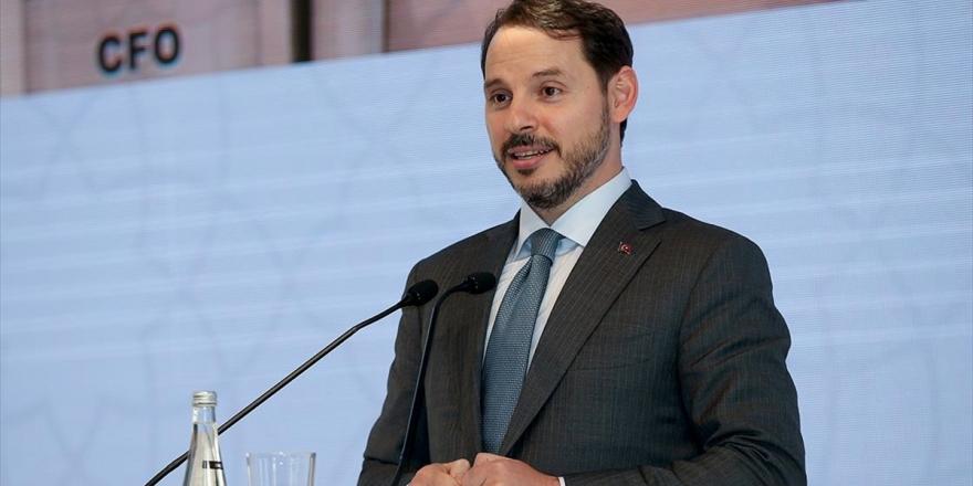 Hazine Ve Maliye Bakanı Albayrak'tan Faiz İndirimi Açıklaması