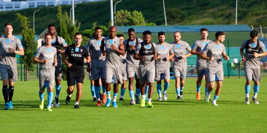 Trabzonspor, Gençlerbirliği'ni Konuk Ediyor