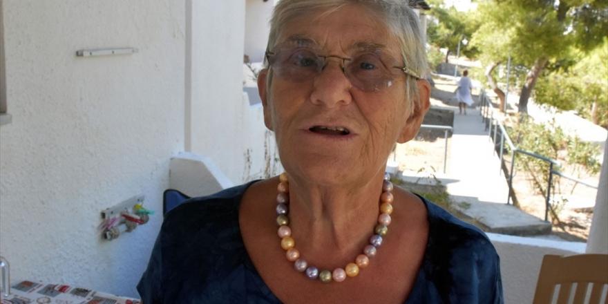 'Hakiki Köy Zeytinyağı Ve Tereyağı Kilo Aldırmaz'