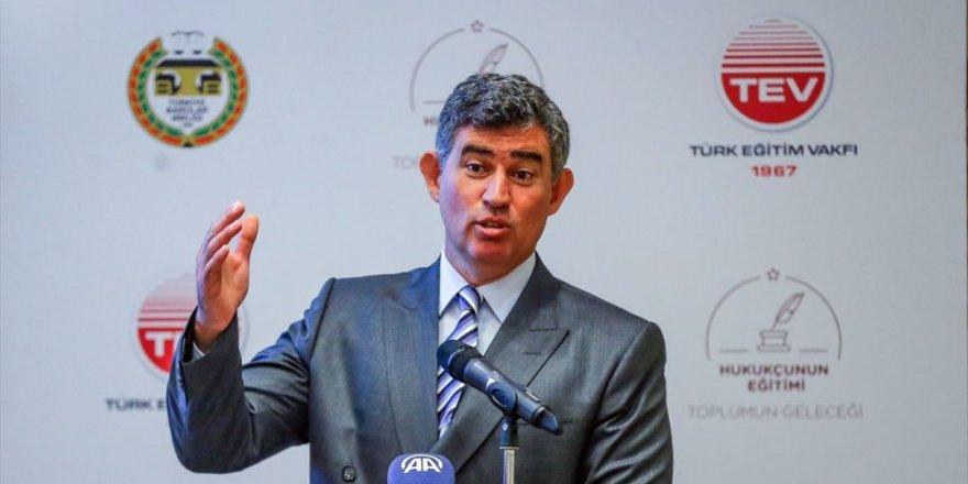 Feyzioğlu: Baroların ezici çoğunluğu yargı reformunu destekliyor