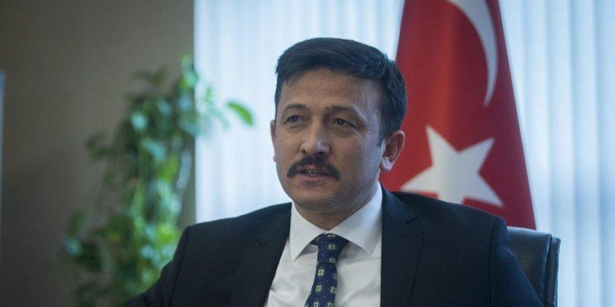 AK Parti Genel Başkan Yardımcısı Dağ: Ekonomideki olumlu gidişat, vatandaşlarımıza yansımaya başladı