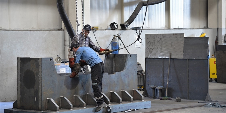 Yerli 'Hidro-şekillendirme Presi' Ekonomiye Katkı Sağlayacak