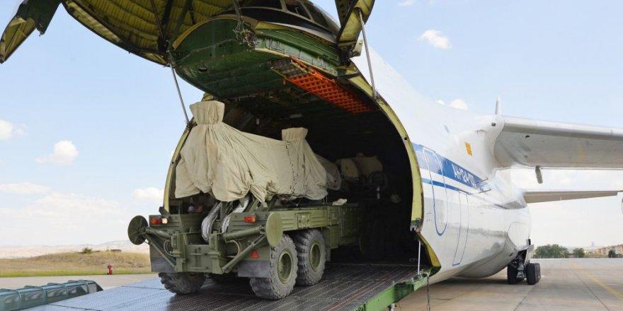 MSB: S-400 Sisteminin İkinci Batarya Malzemelerinin İntikali Tamamlandı