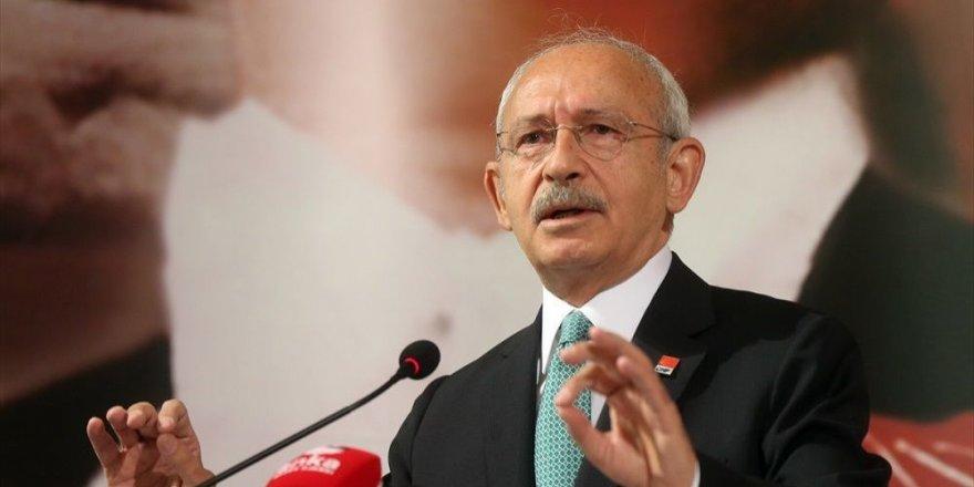 Kılıçdaroğlu'ndan Soylu'ya Tepki: Senin Görevin Sorun Çözmek, Ne Diye Gidip Oraya Oturuyorsun?