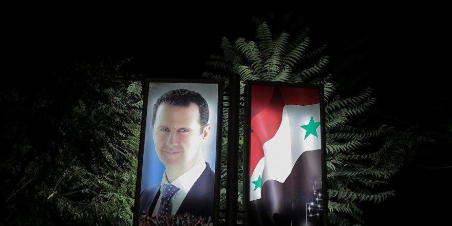 Suriye Lideri Esad, Rus Heyetiyle Ankara'daki Üçlü Zirve İle İlgili Hazırlıkları Görüştü