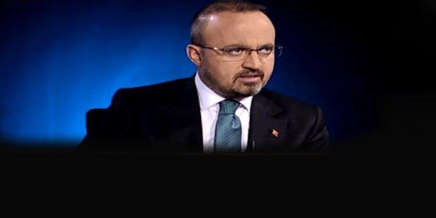 Bülent Turan Ak Parti içinde FETÖ'cüler olduğunu itiraf etti!