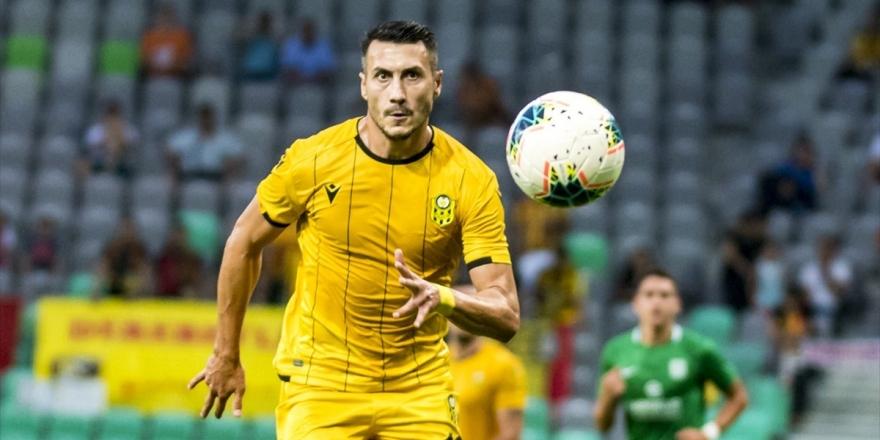 Jahovic Yeni Malatyaspor'un Yüzünü Güldürüyor