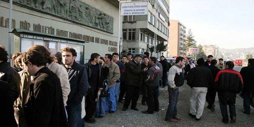 İşsiz Sayısı 938 Bin Kişi Artarak 4 Milyon 253 Bine Çıktı